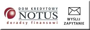 Kredyty hipoteczne Notus