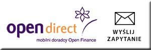 Kredyty hipoteczne Open Finance